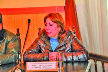 Se habilitará al suplente de la concejala Ximena Prieto
