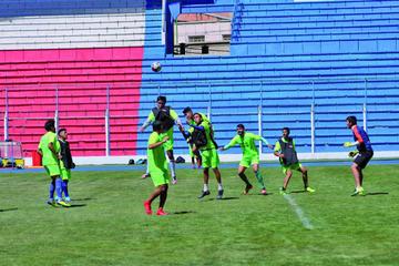 Ferrocarril Palmeiras y Rosario Central se enfocan en sus siguientes duelos