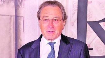 El actor De Niro recibirá un agasajo en festival de cine