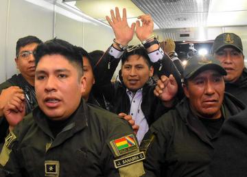 Dictan detención domiciliaria al médico Jhiery Fernández