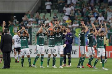 Palmeiras pasa a semifinales