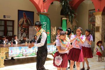 Betanzos organiza entrada folclórica