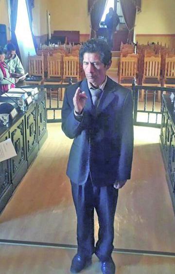 Carmona asume concejalía de Prieto temporalmente