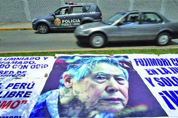 Fujimori pide no ser encarcelado mientras se activa su detención