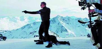 El agente  007 seguirá  siendo un  hombre