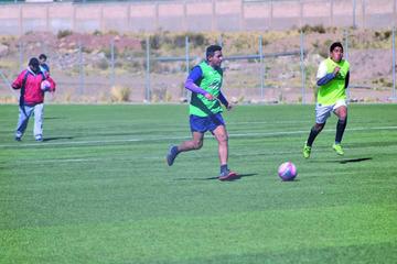 Peña y Ávila son bajas para el partido de hoy