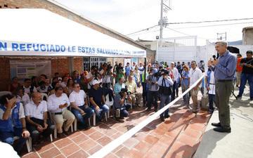 Jefe de Acnur constata compleja crisis migratoria de venezolanos