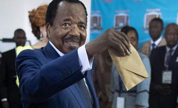 Elecciones en Camerún acaban con tres personas fallecidas