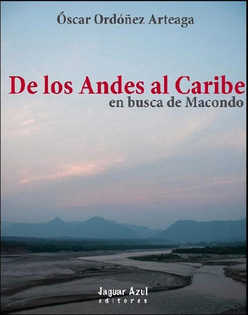 """Ordóñez presenta el libro """"De los Andes al Caribe"""""""