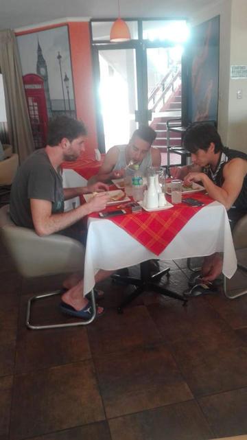 El club Calero va a Ecuador en busca de hacer historia