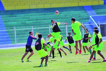 Ferro Palmeiras se prepara para recibir a Alemán