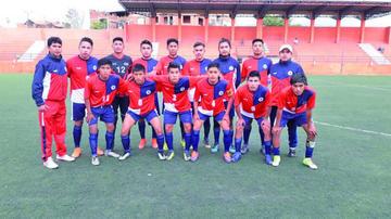 Selección potosina de fútbol busca clasificar a la segunda fase del torneo de la Federación