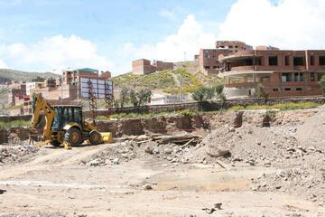 Rechazan dar recursos para revitalización de Los Pinos