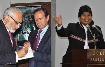 Legislativo aprueba decreto de amnistía para Mesa y Quiroga