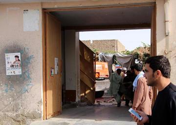Un candidato al Parlamento en Afganistán muere en atentado