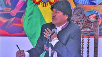 Evo Morales confirma que este año se paga el doble aguinaldo
