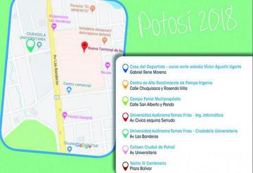 Mañana inauguran en Potosí la olimpiada científica nacional
