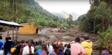 Un deslizamiento de tierra en Uganda provoca 25 fallecidos