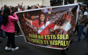 Corte Suprema rechaza recurso presentado por Keiko Fujimori