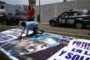 Nueva ley permite que Alberto Fujimori evite ser encarcelado