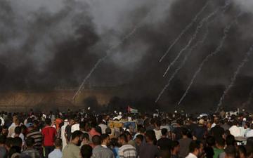 Mueren siete palestinos en Gaza por disparos militares de Israel