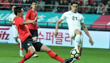 Un error defensivo provoca la derrota de Uruguay ante Corea del Sur