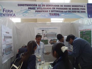Presentan proyectos para cuidar el agua en Olimpiadas Científicas