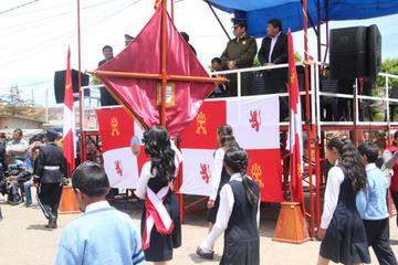 Preparan festejo a bandera potosina