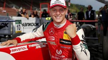 El hijo de Schumacher se proclama campeón de la Fórmula 3