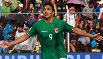 Martins marca su gol 17 con la selección
