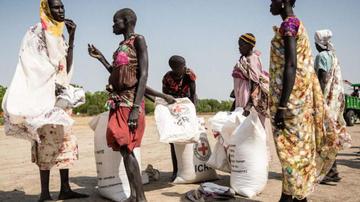 En Sudán del Sur y Nigeria la gente no puede comer