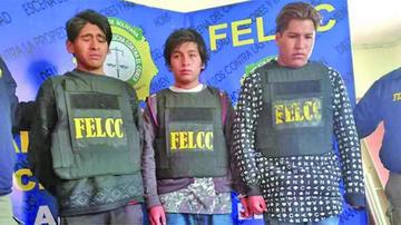 Detienen a tres sospechosos del feminicidio de una adolescente