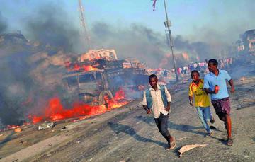 Operativo contra el terrorismo en Somalia causa 60 fallecidos