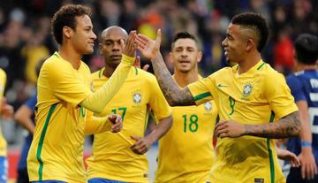 Brasil cree que está listo para jugar la Copa América