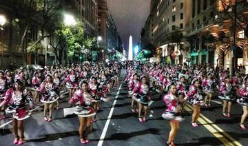 El sábado 20 es la entrada Bolivia baila en Argentina