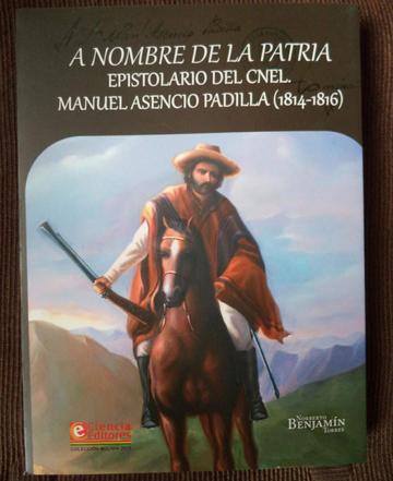 Presentan el libro de las cartas de Padilla