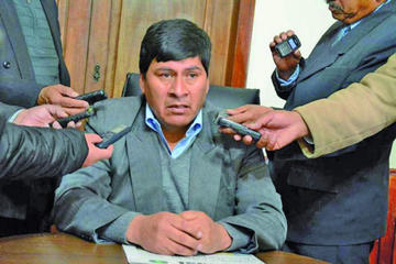 Gobernación prevé entregar obras en aniversario regional