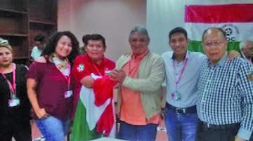 Un PDC dividido proclama a Jaime Paz Zamora como candidato