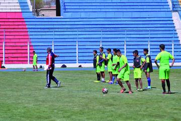 Palmeiras y Rosario se preparan para sus próximo duelos de la Copa Simón Bolívar
