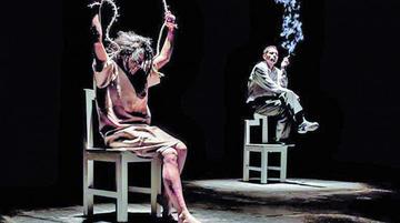 Se elige una obra de teatro  sobre la dictadura boliviana