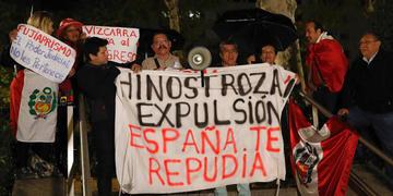 Encarcelan a exjuez peruano en España y se espera su extradición