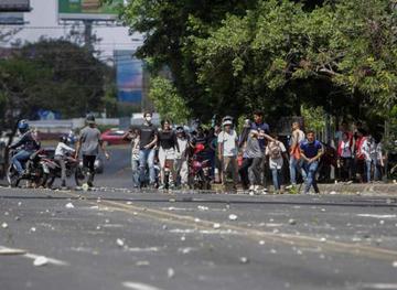 """CIDH y 12 países alertan  de un aumento de la """"represión"""" en Nicaragua"""