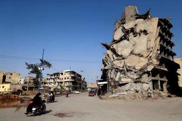 Bombardeos en el este de Siria causan 32 fallecidos