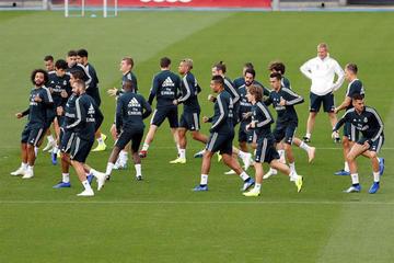 Real Madrid busca poner fin a su mala racha