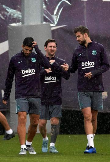 Barcelona quiere recuperar el liderato