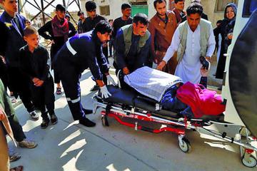 Jornada electoral en Afganistán causa 26 muertos en atentados