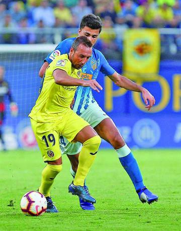 """Villarreal y Atlético de Madrid empatan en """"La Cerámica"""""""