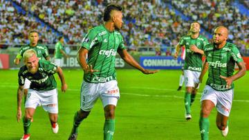Argentinos y brasileños se ven en semifinales de la Libertadores