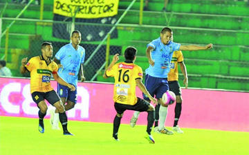 Blooming y Destroyers cierran la fecha 15 del Clausura