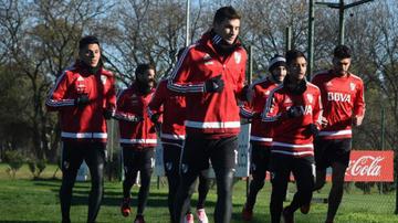 River Plate quiere dar el primer golpe